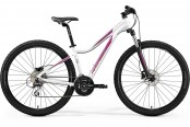 "Велосипед '19 Merida Juliet 7.20-D Колесо:27.5"" Рама:M(17"") PearlWhite/Pink"